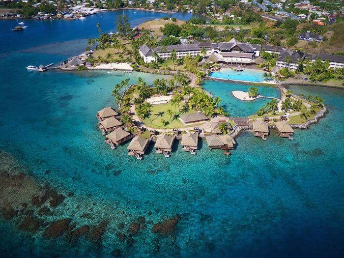 タヒチ】タヒチ島で宿泊したいお...
