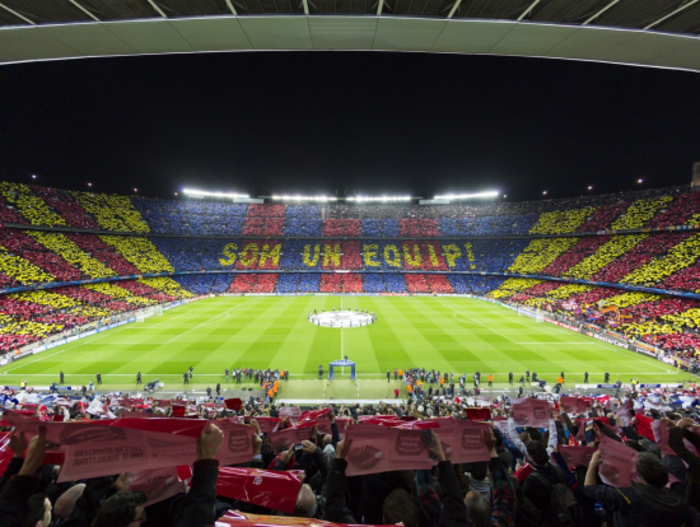 【バルセロナ】サッカー試合観戦やスタジアム観光ができる ...