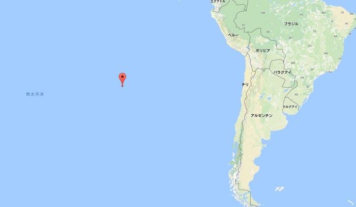 イースター 島 は どこ の 国