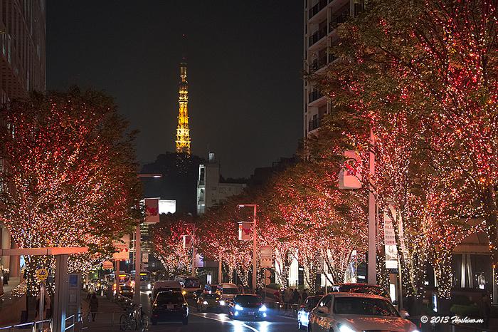 【2019年版】【東京】気分が盛り上がる! デートで行きたいクリスマスイルミネーション8選