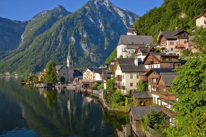 【オーストリア】ハルシュタット観光の見どころガイド:世界一美しい湖畔の街で世界遺産の雰囲気に浸ろう