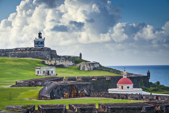 プエルトリコ】カリブ海の絶景&...