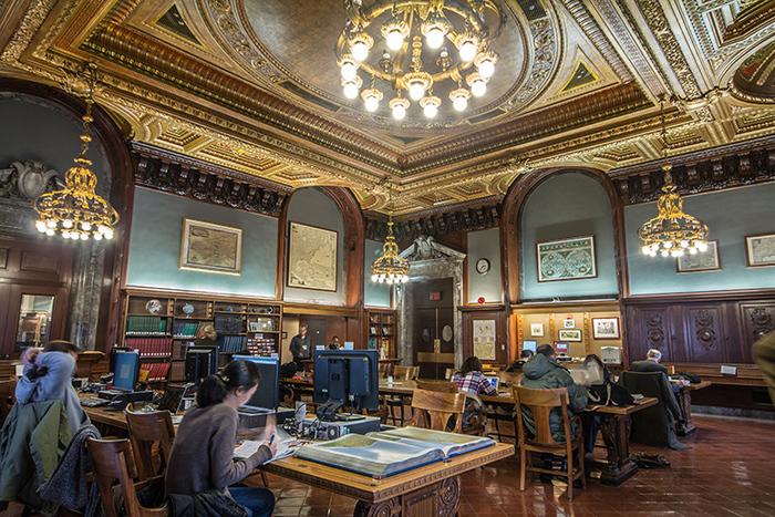 【ニューヨーク】ニューヨーク市立図書館の見どころガイド:結婚式も挙げられる!