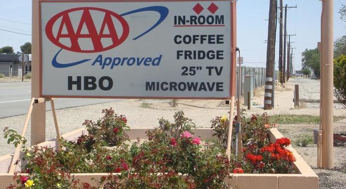 【アメリカ】カリフォルニア州モハーベでおすすめの格安ホテル・宿泊施設5選