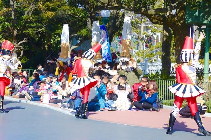 【東京ディズニーランド】パレードを堪能できるおすすめの見る場所