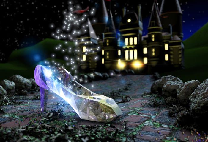 【東京ディズニーランド】シンデレラのガラスの靴を作ろう!値段や大きさは?