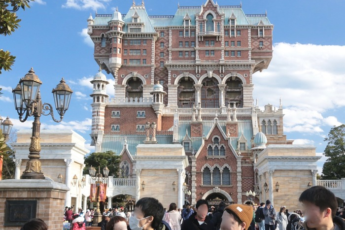【東京ディズニーシー】史上最恐。タワー・オブ・テラーの怖さを体感しよう