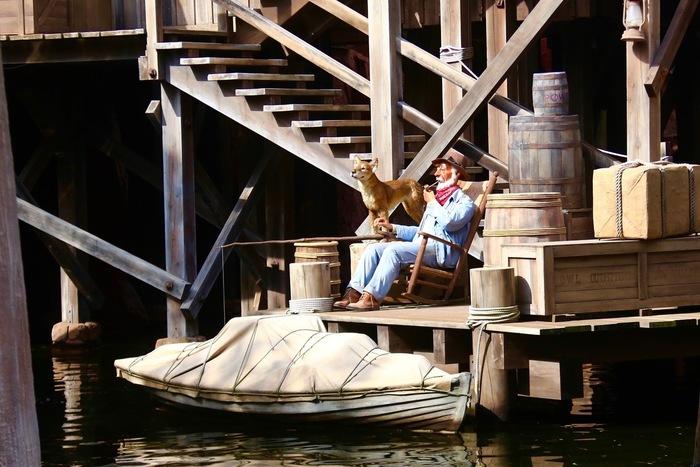 【東京ディズニーランド】子供も大人も楽しい蒸気船マークトウェイン号に乗ってみよう