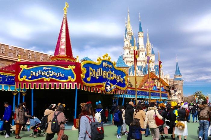 【東京ディズニーランド】五感で楽しむ音楽会ミッキーのフィルハーマジックの魅力とは?