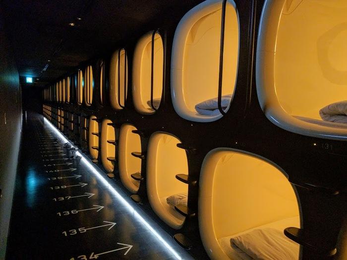【千葉】ターミナル直結カプセルホテルで快適! ナインアワーズ成田空港の宿泊レポート