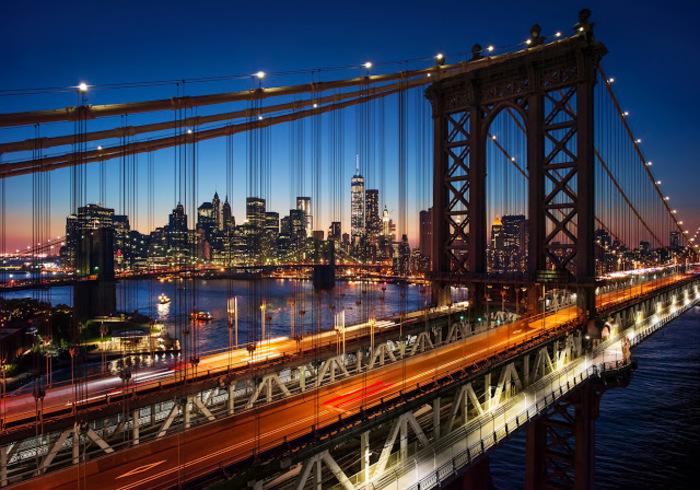 橋とニューヨーク