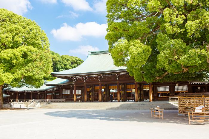 東京都内の一度はお参りしたい神社&お寺まとめ