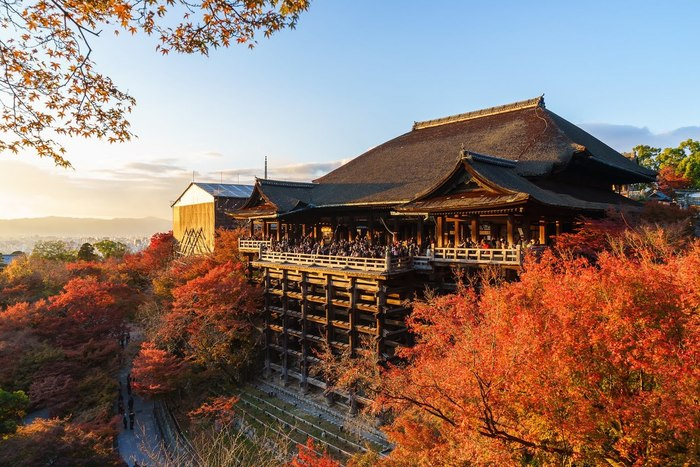 京都のおすすめ定番観光スポットと周辺の寄り道スポット36選