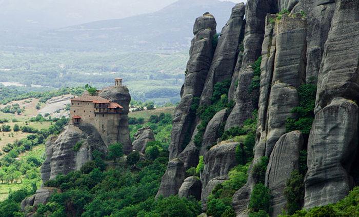 【ギリシャ】雲の上の世界遺産「メテオラの修道院群」観光の見どころガイド