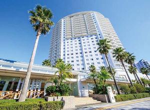 【千葉】TDLパートナーホテルで唯一の天然温泉付き! 「ホテル エミオン 東京ベイ」