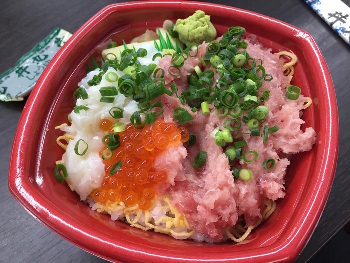 海鮮 丼 岐阜