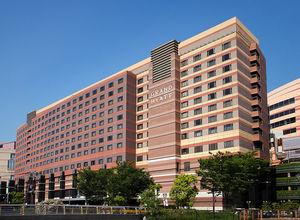 グランドハイアット福岡:キャナルシティ博多併設の5つ星ホテル