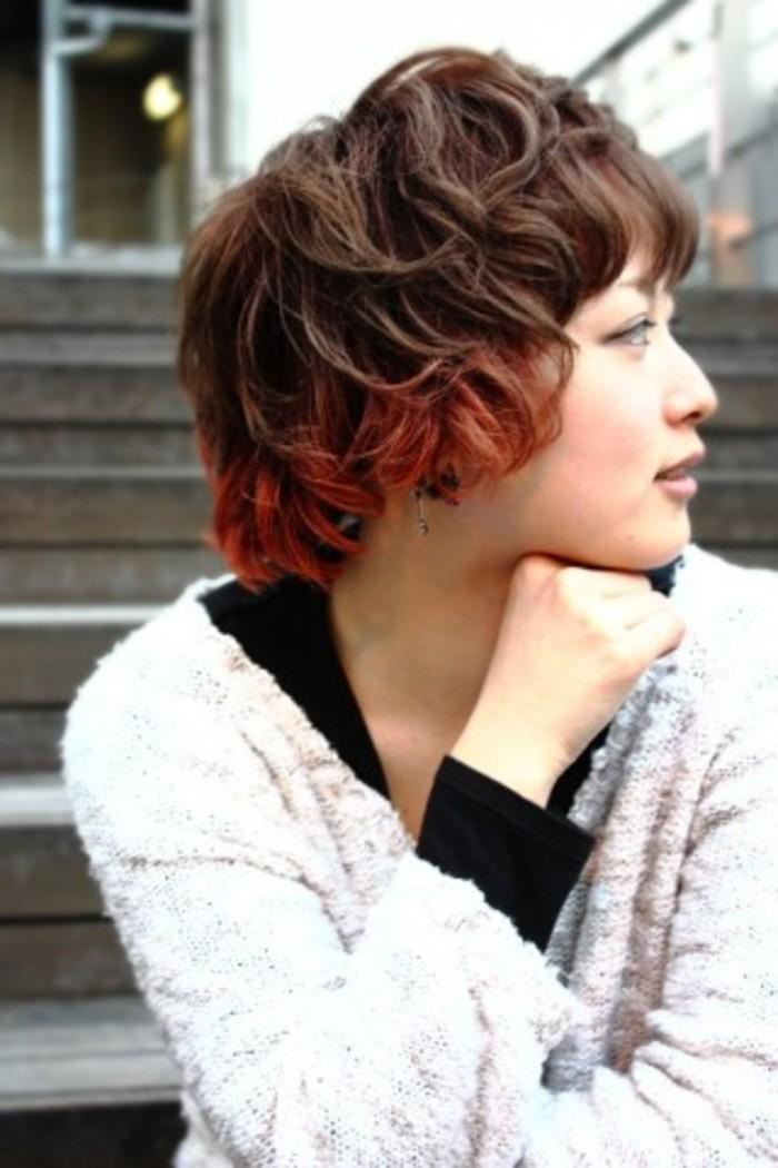 【ショートの髪型・ヘアスタイル】ゆるふわ&大人可愛いヘアを紹介
