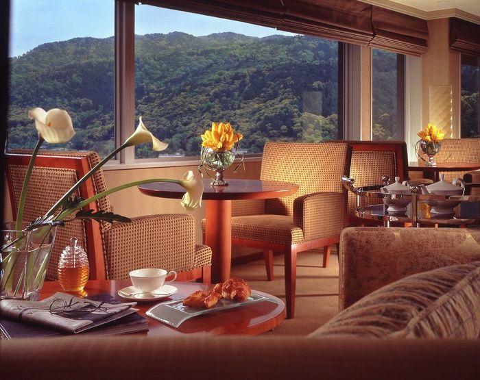 ウェスティン都ホテル京都:古都の名所が点在する東山地区に佇む5つ星ホテル