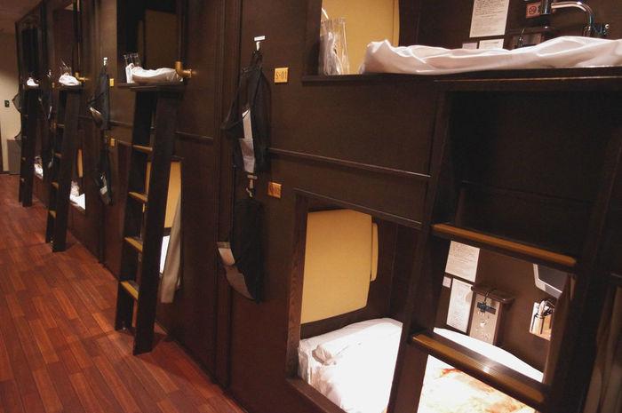 【横浜】女性ならカプセルホテルもおしゃれがいい! おすすめ施設を紹介