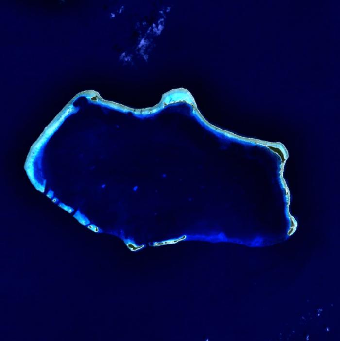 世界遺産】ビキニ環礁核実験場の...