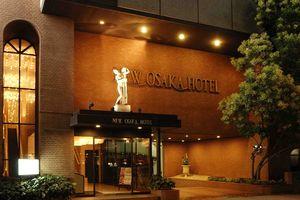 ニューオーサカホテル:新大阪駅から徒歩3分で大阪観光に便利