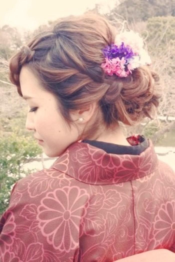 【着物に似合う髪型・ヘアスタイル】おすすめアレンジを紹介