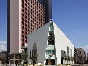 ハートンホテル北梅田:駅から徒歩2分!レディースフロアもある最新ホテル