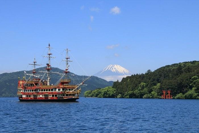 箱根の名所!芦ノ湖観光の見どころ総まとめ