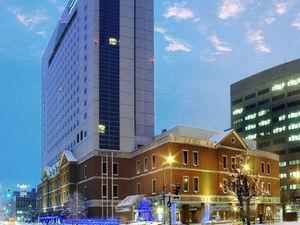旭川グランドホテル:ヨーロピアンスタイルの老舗ホテルで優雅なひと時を!