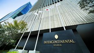 インターコンチネンタルホテル大阪:大阪を代表するラグジュアリーな最高級5つ星ホテル