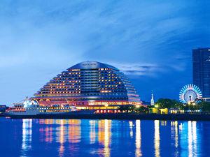 神戸メリケンパークオリエンタルホテル:海と空を感じるリゾートステイ