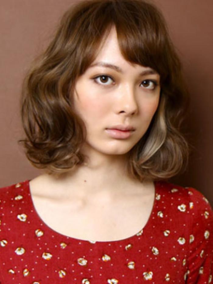 【ミディアムパーマの髪型・ヘアスタイル】おすすめヘアで脱マンネリ!
