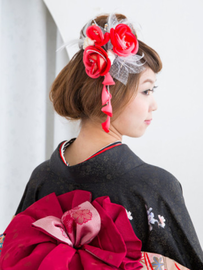【成人式向けの髪型・ヘアスタイル】振袖にぴったりなヘアにしよう