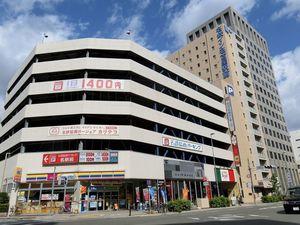 名鉄イン名古屋駅前:快適な睡眠環境に美味しい朝食が揃うホテル