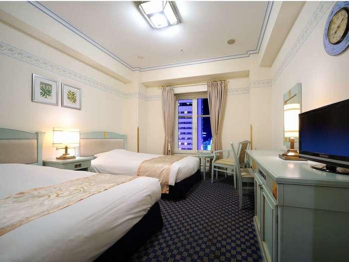 ホテルモントレ仙台 中欧の都プラハを感じる異国情緒あるホテル