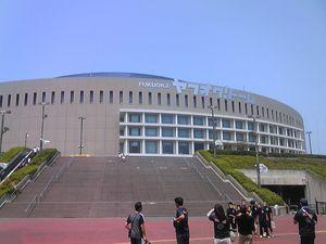 福岡ヤフオクドーム:B級グルメも揃う楽しみいろいろ、日本一広いドーム球場の魅力を解説