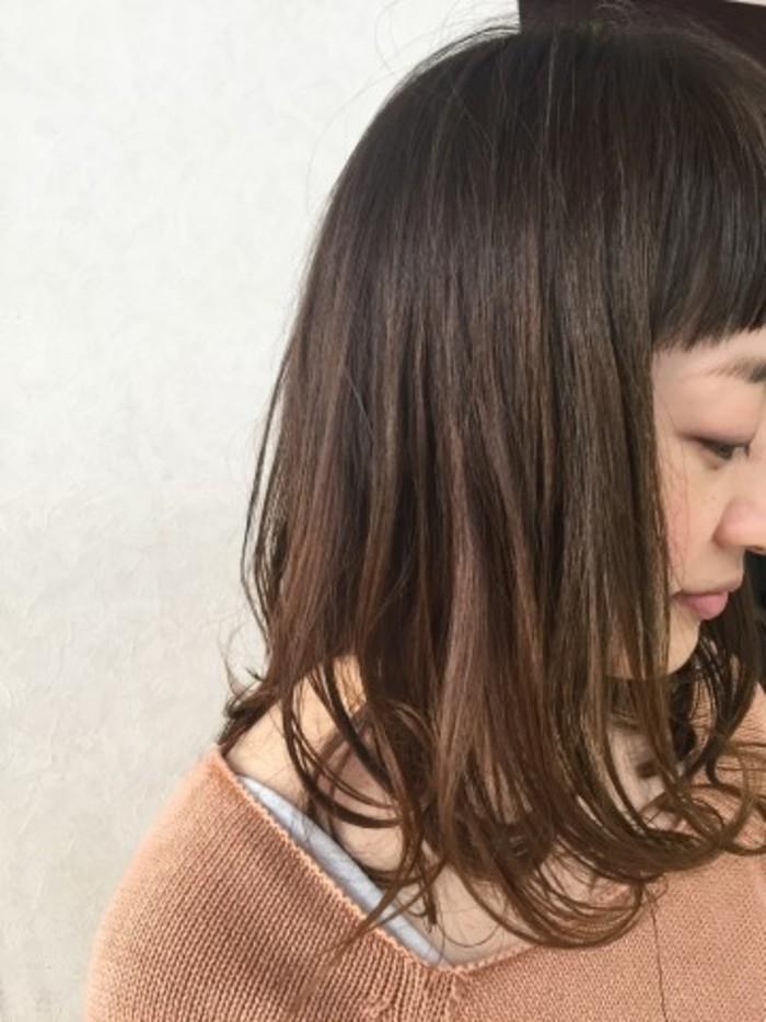 人気のグラデーションヘア 髪型でトレンド感get おすすめ旅行を