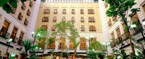 水戸プラザホテル:ヨーロッパ気分を堪能できる贅沢なホテルステイ