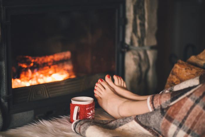 冬おすすめフットネイル♡寒くても足元から可愛くしましょ