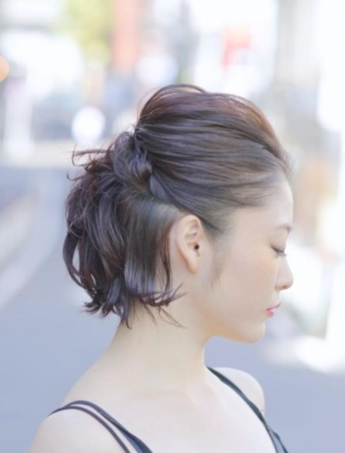 ショートヘア・髪型で華やかに☆結婚式に使えるアレンジ集