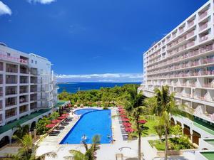 ホテルマハイナ ウェルネスリゾートオキナワ:南国ムードたっぷりの癒やしのリゾートタイム