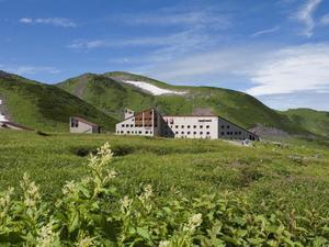 【富山】ホテル立山:自然の中で満点の星空を楽しめる山のリゾートステイ