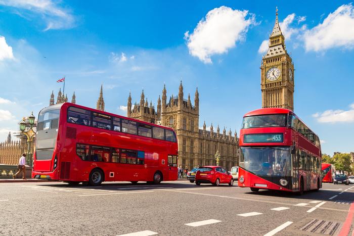 イギリス旅行ガイド:物価が高く...