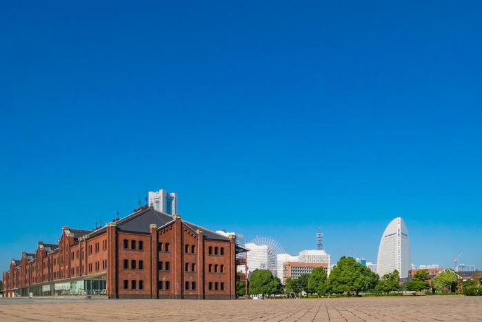 【横浜】みなとみらい地区の公園一覧:天気がいい日はピクニックに行こう!
