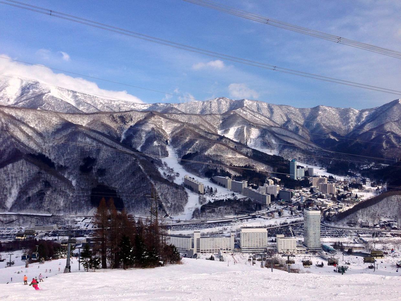 天気 池の平 温泉 スキー 場