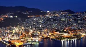 【長崎】稲佐山観光ホテル:あなただけの1000万ドルの夜景を満喫しよう