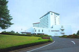 【鳥取】大山ロイヤルホテル:大自然の中で食事と温泉が楽しめる