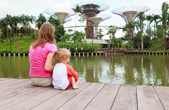 シンガポールで子供連れにおすすめ家族旅行スポット12選