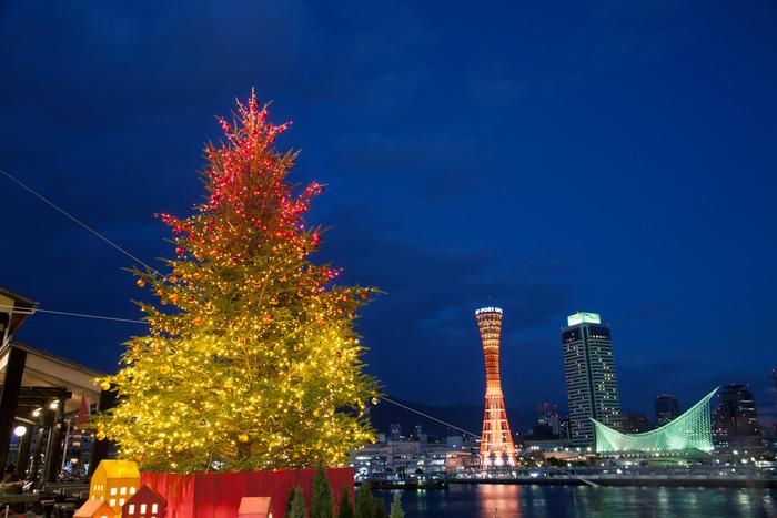 【2019年版】関西のおすすめクリスマスデートスポット♡素敵な1日を夜まで楽しもう